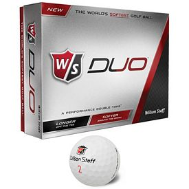 Promotional Wilson Duo Golf Balls 12-Pack