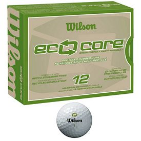 Promotional Wilson Eco Core Golf Balls 12-Pack