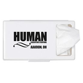 Promotional Bioad Tissue Dispenser With Super Soft