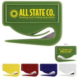 Promotional Zippy Naturead Corn Direct Imprint Letter Opener