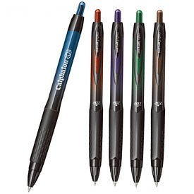 Promotional Uni-Ball 207 Blx Gel Pen
