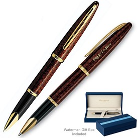 Promotional Waterman Carene Marine Amber Roller Ball Pen