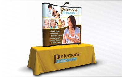 Custom Show N Rise Displays Marketing Popup Displays