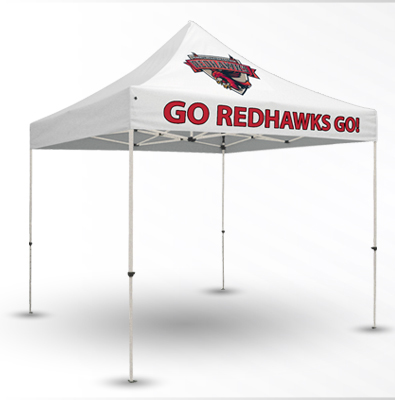 Customized Full Color Thermal Print Tents