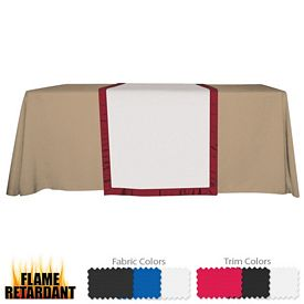 Promotional 28-inch Accent Table Runner (Unimprinted)