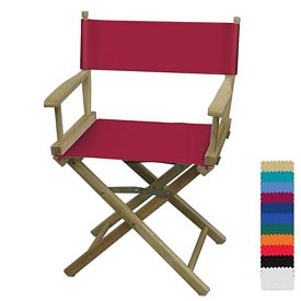 Promotional Director Chair Table Height - Blank Only