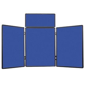 Promotional 4 Ft Show-N-Fold Display Only (No Graphics) Kit A