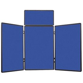 Customized 6 Ft Show-N-Fold Display Only (No Graphics) Kit A