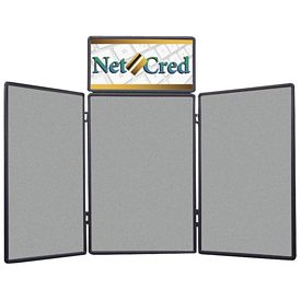 Promotional 6 Ft Show-N-Fold with Graphic Header Kit B