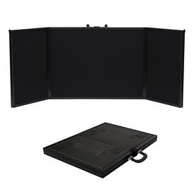 Promotional 4 Ft x 18-inchH Show-N-Go Display Only (No Graphics) Kit A