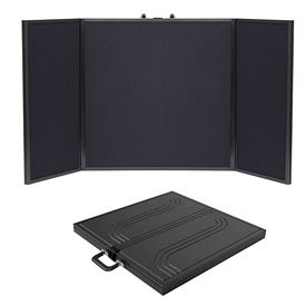 Promotional 4 Ft x 24-inchH Show-N-Go Display Only (No Graphics) Kit A