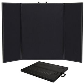 Promotional 4 Ft x 32-inchH Show-N-Go Display Only (No Graphics) Kit A