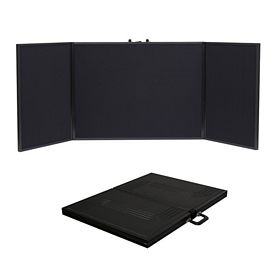 Promotional 5 Ft x 24-inchH Show-N-Go Display Only (No Graphics) Kit A