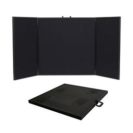 Promotional 5 Ft x 32-inchH Show-N-Go Display Only (No Graphics) Kit A