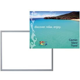 Promotional 18-inch x 24-inch LED Lightbox - Replacement Graphic Only