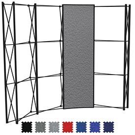 Promotional Show-N-Rise Fabric Curved (Center Panel Only)