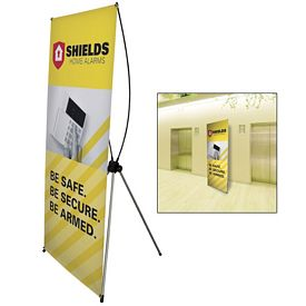 Promotional Taurus Banner Stand Kit