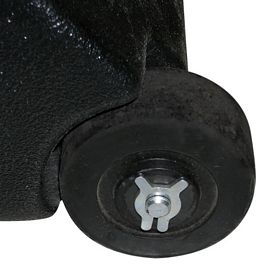 Promotional Square Case Replacement Wheel Kit