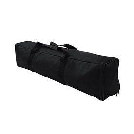 Customized Fabric Displays Black Soft Carry Case 37.5-inchW x 8-inchD x 12-inchH