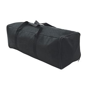 Promotional Fabric Displays Black Soft Carry Case 32.5-inchW X 11-inchD x 11-inchH