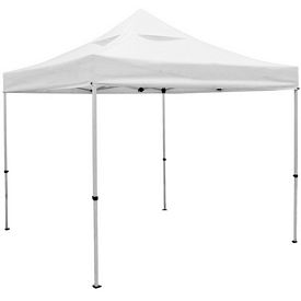 Customized Premium 10 Ft Square Tent with Vented Canopy (Non-Printed)