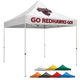 Customized Standard 10 Ft Square Showstopper Tent (Full Color Print)