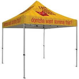 Promotional Standard 10 Ft Square Showstopper Tent (Full Color Sublimation)