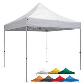 Promotional Deluxe 10 Ft Square Showstopper Tent (Non-Printed)