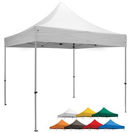 Promotional Premium 10 Ft Square Tent (Non-Printed)