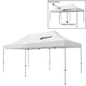 Promotional Deluxe 10 x 20 Ft Showstopper Tent (Full Color Print)