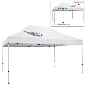 Promotional Deluxe 10 x 15 Ft Showstopper Tent (Full Color Print)