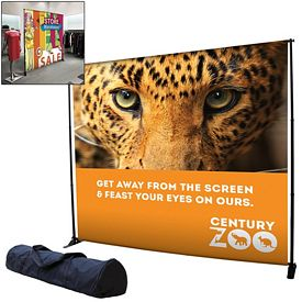 Promotional 10 Ft Deluxe Exhibitor Display Kit
