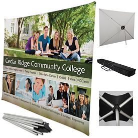 Promotional 10 Ft Traverse Display Kit