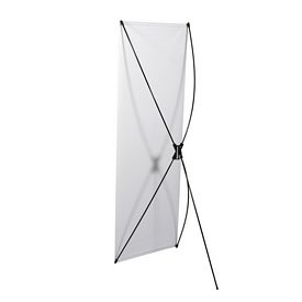 Promotional Tri-X2 Banner Display - Hardware Only