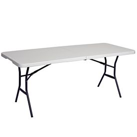 Promotional 6 Ft Showgoer Folding Table