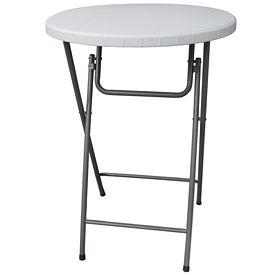 Promotional Bar Height Round Table