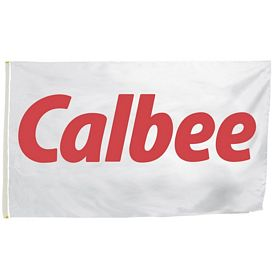 Promotional 5 Ft x 8 Ft Full-Color Flag (1-Sided)