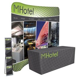 Promotional Eurofit Traveler Total Show Package