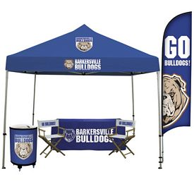 Customized Tailgater Total Show Package