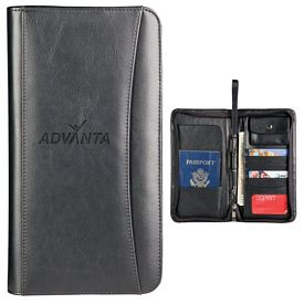 Promotional Traveler Id & Passport Wallet