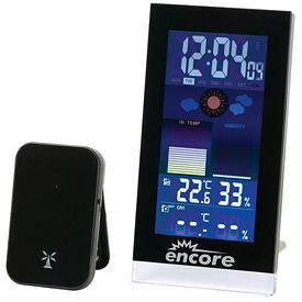 Promotional Remote Weather Station