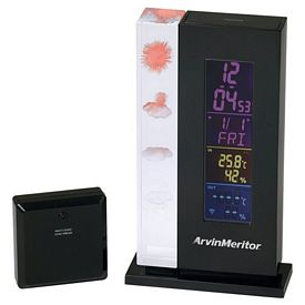 Promotional Crystal Weather Station