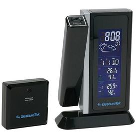 Promotional Weather Station w Projection Clock