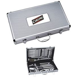 Promotional 24-Piece Deluxe BBQ Set