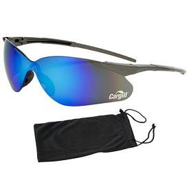 Promotional Phenix N-V Blue Glasses