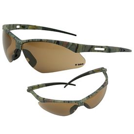 Promotional Bouton Anser Brown Glasses