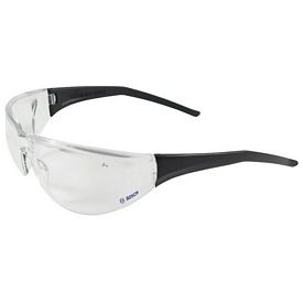Promotional Bouton Tranzmission Clear Anti-fog Glasses