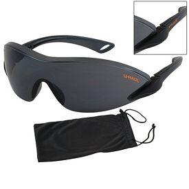 Promotional Bouton Airborne Gray Glasses