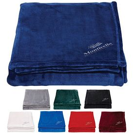 Promotional Mink Touch Blanket