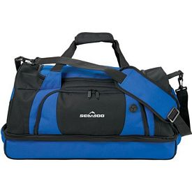 Promotional Nexus Drop-Button Duffel Bag